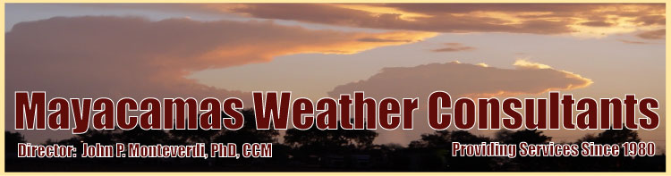 Mayacamas Weather Consultants -- Masthead